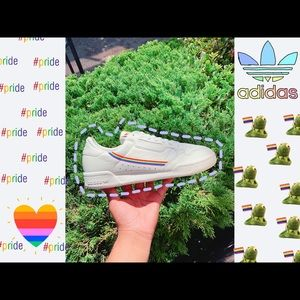 Adidas Men's Continental 80 Pride